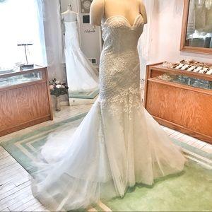 Dresses & Skirts - 🔥 Tulle & Lace MERMAID Wedding 👗